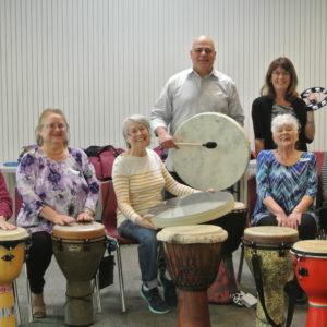 Milton Senior Group picture